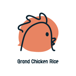 <strong>Grand Chicken Rice</strong> G-68